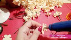 Цветочки из фомо самый легкий способ Marine DIY Guloyan