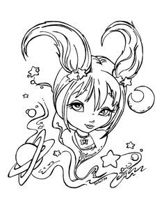 Zodiac - Capricorn by JadeDragonne.deviantart.com on @deviantART