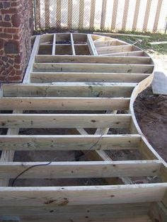 Pergola Ideas For Deck Hot Tub Pergola, Curved Pergola, Deck With Pergola, Diy Pergola, Pergola Kits, Pergola Ideas, Deck Building Plans, Deck Plans, Pergola Plans