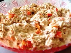 Handige dips: eisalade, kip satésalade en tonijnsalade - Voedzo