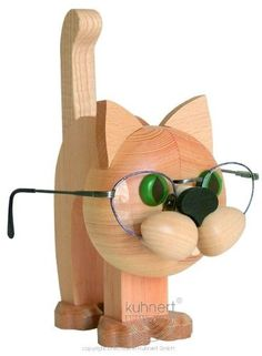 So I dont loose my glasses....German Eyeglass Holder Cat by My German Store, http://www.amazon.com/dp/B007WYVA9C/ref=cm_sw_r_pi_dp_9eXisb1JY4KFT