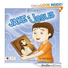 Jake & Jesus is a sweet little book that is written from the perspective of the child. Jake shares all about what it is like to be best friends with Jesus and about giving his heart to Jesus. He tells about how Jesus died for us so that we can live with Him in heaven and He chose to do that because He loves us so much. A great gift for any child you may be wanting to share with about Jesus including your Sunday school class, a neighbor child, or a grandchild. ~ Review by author, Virginia…