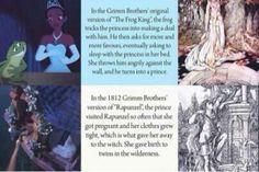True fairy tale endings - Frog King & Rapunzel