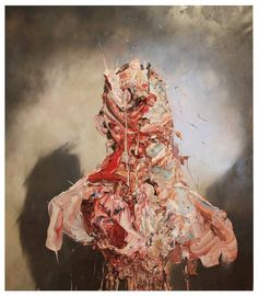 """Antony Micallef Makes Hong King Solo Debut in """"Raw Intent""""   Hi-Fructose Magazine"""