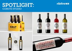 Studio Spotlight: Comité Studio - The Dieline -