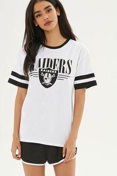 676f2d433c5da Forever 21. Ringer TeeRaiders ShirtNfl Oakland ...