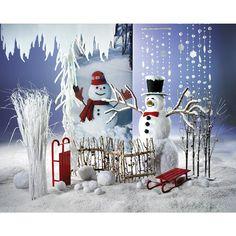 Déco Idée déco bonhomme de neige & Décoration chez DecoWoerner