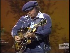 """Roy Clark Shows How A """"Good Ol' Boy"""" Can Play A Mean Guitar ~ Live (1976) When I was little, my grandparents used to babysit us a lot and we were forced to watch HeeHaw with them- UGH!! I couldn't stand the show, but I always did notice this guy could whoop any stringed thing you put in his hands. I didn't always like what he played (like this!), but you couldn't deny his talent!"""