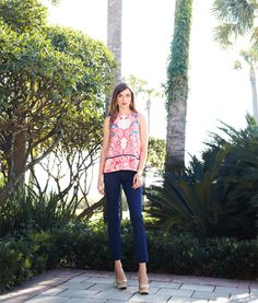 lilly pulitzer spring 2013 iona shell engineered and luxury capri Lilly Pulitzer Spring 2013