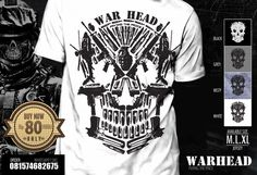 WARHEAD CombatJunkies cloth