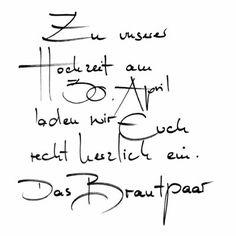 Handschrift von Grit May Wolff