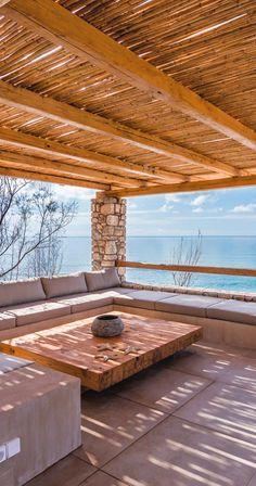 Beach House Arvi in Heraklion #crete #voyage #blue #greece #TheHotelgr