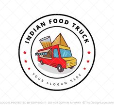 Indian Food Truck Logo & Business Card Template Branding for Indian food trucks and other street food themed hospitality businesses License Type: Non-Exclusive Monster Truck Valentine Box, Monster Truck Birthday, Dump Truck Cakes, Fire Truck Nursery, Custom Truck Beds, Best Food Trucks, Pink Truck, Logos Cards, Food Truck Design