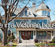 Inspiring picture before i die, bucket list, home, live, live in a victorian house. Resolution: 500x320 px. Find the picture to your taste!