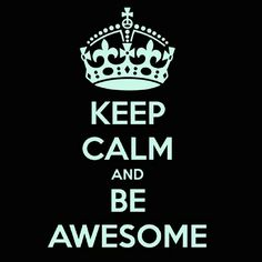 BE AWESOME TODAY! Happy Thursday fellow Posh divas!  Enjoy your day and Posh away! Other