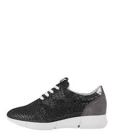 Sneaker donna Grigio TRUSSARDI JEANS - Autunno Inverno - titalola.com