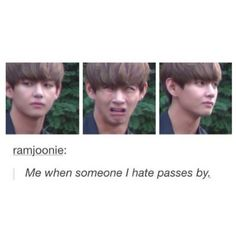 Tae is love, Tae is A CUTIE