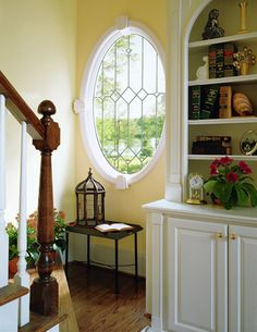 Home Living Renovation 400 Series Oval Specialty Window