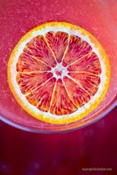 Cocktail Friday: Blood orange cosmopolitan | Supergolden Bakes