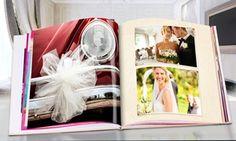 Tutti i ricordi più belli chiusi in un libro a tema che si può creare e personalizzare a piacimento