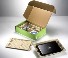 Dell's Bamboo Laptop Packaging Is Compostable, But Is That Good Enough? : TreeHugger