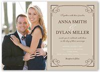 Wedding Invitations | Custom Wedding Invitation | Shutterfly
