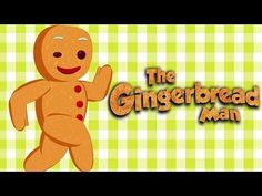 The Gingerbread Man | Full Story | Animated Fairy Tales For Children | 4K UHD - YouTube
