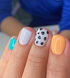 Shellac Nail Colors, Gelish Nails, Nail Manicure, Nail Polish, Mani Pedi, Square Nail Designs, Short Nail Designs, Cute Nail Designs, Trendy Nails