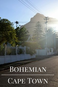 Cape Town Observatory - the bohemian heart of the city