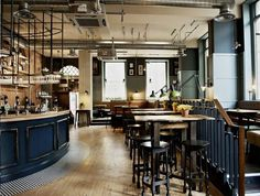 The Tokenhouse Moorgate....reception venue, with a speakeasy bar downstairs!