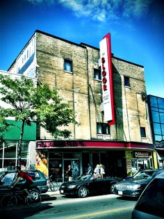 A whole cinema dedicated to documentaries? We told you Toronto has it all. Located in the eclectic Annex, the Bloor Cinema is the headquarters for Hot Docs, the Canadian international documentary film festival. For more information and showtimes, click here: http://bloorcinema.com/