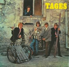 ROCK STATE: The Tages[1965]Swedish
