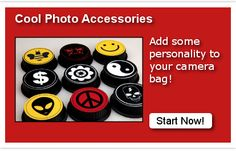Photo Accessories with Flare