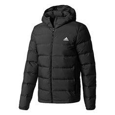 Men's Coats And Jackets, Winter Jackets, Mens Outdoor Jackets, Bodybuilding Clothing, Duck Down Jacket, Puffy Jacket, Down Parka, Adidas Men, Harem Pants
