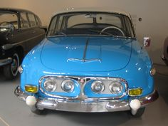 Curbside Classic: Tatra 603 – This Could Have Been The First New Post War Cadillac, Olds, Studebaker, Or? Hispano Suiza, Cars Land, Limousine, Unique Cars, Cute Cars, Old Cars, Motor Car, Cadillac, Cars And Motorcycles