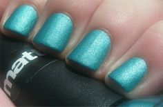 Nicole by OPI - Respect the World (Matte)