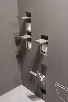 Top 70 besten coolen Badezimmer – Home Spa Design-Ideen - Mann Stil