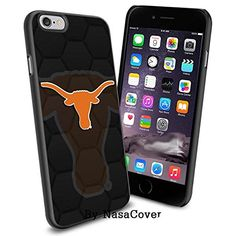 NCAA University sport Texas Longhorns , Cool iPhone 6 Smartphone Case Cover Collector iPhone TPU Rubber Case Black [By Lucky9Cover] Lucky9Cover http://www.amazon.com/dp/B0173BGGDS/ref=cm_sw_r_pi_dp_OQNlwb1GNWF7S