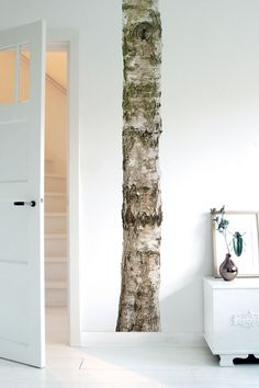 Muursticker Boom Home Tree 4 - KEK Amsterdam®