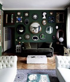 The Color of the Moment is Hunter Green | Apartment Therapy