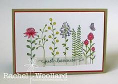 Image result for Stampin Up flowering fields