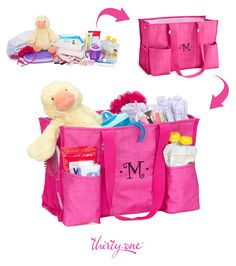 Store everything you need for the little ones in your life with an Organizing Utility Tote from Thirty-One! Organizing Utility Tote, Thirty One Organization, Organizing Ideas, Thirty One Baby, Thirty One Gifts, Thirty One Consultant, Independent Consultant, 31 Bags, Organize Your Life