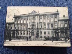Ostpreussen - Königsberg, Landeshaus 1905