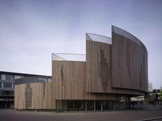 Roosendaal Pavillion | OpenBuildings
