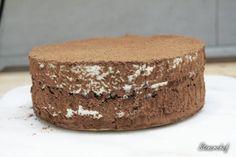 Sernik Bounty z polewą z białej czekolady - Stonerchef Tiramisu, Ethnic Recipes, Tiramisu Cake
