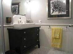 Modern Country Bathroom - traditional - bathroom - ottawa - by Otta Decorate!