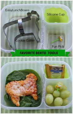Back to School Basics - My favorite bento tool | with @EasyLunchboxes