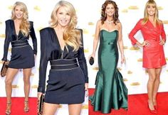 Heidi Klum, Christie Brinkley and Tyra Banks secrets. Brinkley typically has oatmeal with mixed berries with breakfast, a large salad with beans and nuts for lunch, and pasta with vegetables for dinner. The 5-foot-9 blonde stunner snacks on dark chocolate, nuts, seeds, soy snacks or Fuji apples with peanut butter. Also does yoga, strength and cardio, daily pushups.