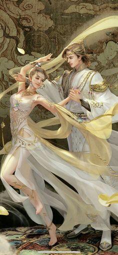 Gothic Fantasy Art, Beautiful Fantasy Art, Fantasy Girl, Medieval Fantasy, Final Fantasy, Fantasy Art Landscapes, Fantasy Drawings, Fantasy Artwork, Manga Art