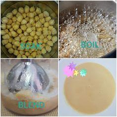 Baby food recipe: Hummus